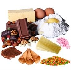 Сырье, ингредиенты, декор