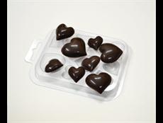 Формы пластиковые для шоколада