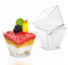 Креманки и стаканы для десертов