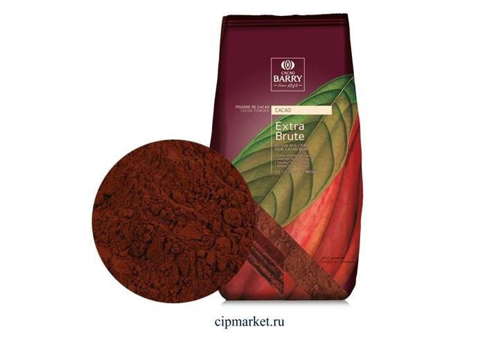 Какао-порошок алкализованный Barry Extra Brute, Франция, фасовка. Вес: 100 гр. - фото 10155
