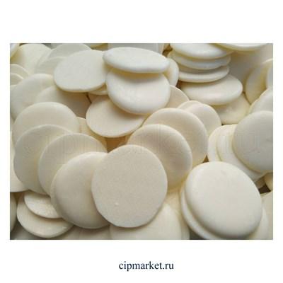 Глазурь белая, вес: 500 гр - фото 5021