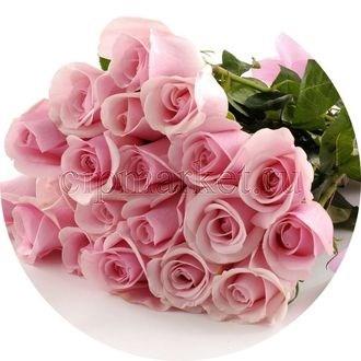 Съедобная картинка Розы № 010, лист А4. Вафельная/сахарная картинка. - фото 5055