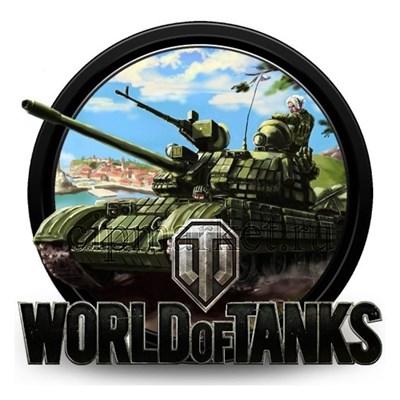 Съедобная картинка  World of tanks № 029, лист А4. Вафельная/сахарная картинка. - фото 5075