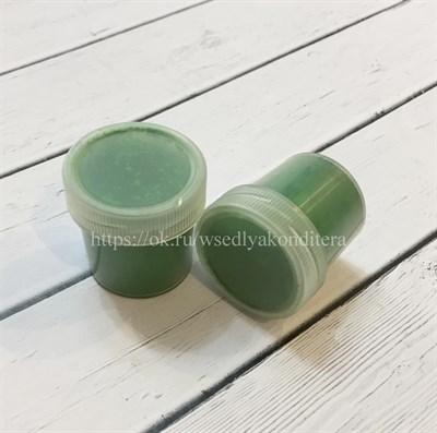 Краситель пищевой жирорастворимый Зеленый. Вес: 5 гр, Индия, ROHA - фото 5470