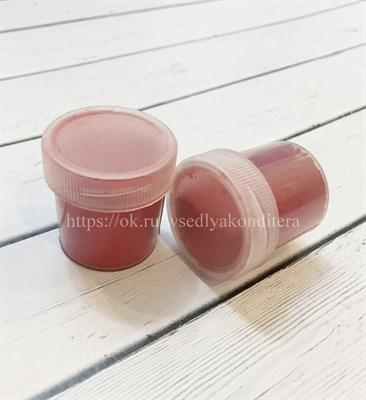 Краситель пищевой жирорастворимый Розовый. Вес: 5 гр, Индия, ROHA - фото 5473