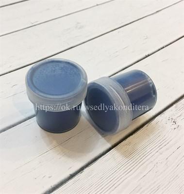 Краситель пищевой жирорастворимый Синий. Вес: 5 гр, Индия, ROHA - фото 5474