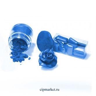 """Кандурин-пищевой краситель """"Наш кондитер"""" Синий. Вес: 5 гр. - фото 5485"""
