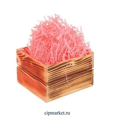 Наполнитель бумажный Светло-розовый. Вес: 50 гр. - фото 5813
