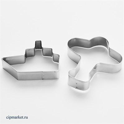 Набор форм Корабль и самолет - фото 6163