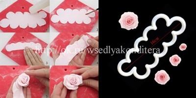Резак для создания роз - фото 6331