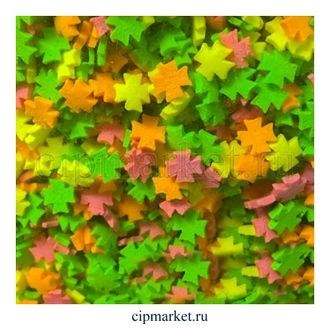 Посыпка Крест Микс №3 разноцветная ФСД. Вес: 50 гр. - фото 7324