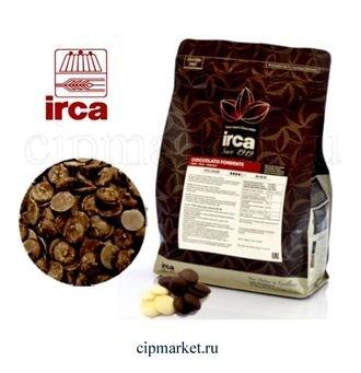 Шоколад IRCA Темный 57% какао, Италия, фасовка. Вес: 100 гр - фото 7331