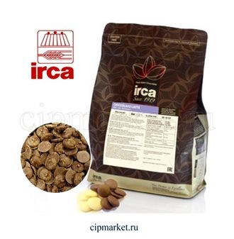 Шоколад IRCA Молочный 30% какао, Италия, фасовка. Вес: 100 гр - фото 7333