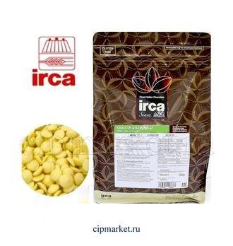 Шоколад IRCA Белый 25% какао-масла, Италия, фасовка. Вес: 100 гр - фото 7335