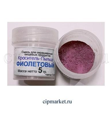 Краситель-пыльца для тонирования Фиолетовый. Вес: 5 гр. Россия - фото 7906