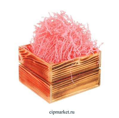 Бумажный наполнитель Розовый. Вес: 50 гр. - фото 8245