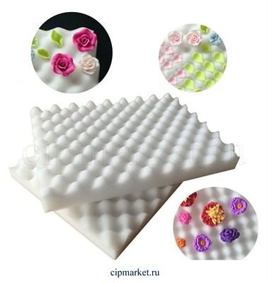 Маты для сушки цветов, набор из 2-х штук. Размер: 36*24*3.8 см - фото 8321