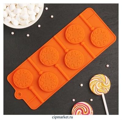Форма для шоколада и конфет Морозко. Размер: 24*9,5 см. - фото 8383