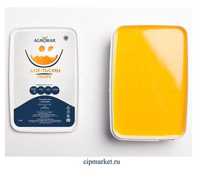 Пюре замороженное Агробар Апельсин. Россия. Вес: 1 кг - фото 8870