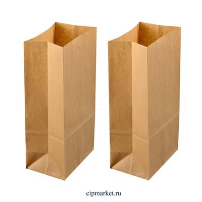 Пакет упаковочный крафт БП поштучно. Размер: 100х70х265 мм - фото 9192