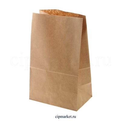 Пакет упаковочный крафт БП поштучно. Размер: 220х120х290 мм - фото 9196