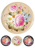 Съедобная картинка Цветы № 01320, лист А4. Вафельная/сахарная картинка.