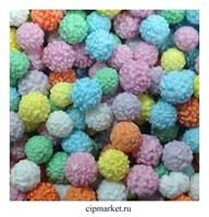 Драже сахарное Мимоза разноцветное, размер: 6 мм. Вес: 50 гр