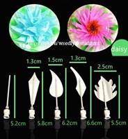 """Набор инструментов для формирования цветов из желе """"Дейзи"""", 5 шт. Размер: 5-6 см."""
