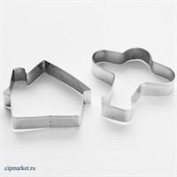 Набор форм Дом и самолет
