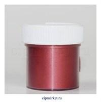 Кандурин-пищевой краситель Top dekor Красный, 5 гр.
