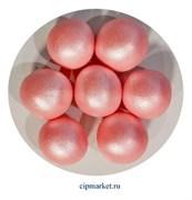 Посыпка-драже сахарное BIAMIX шары Розовые, 2 см. Вес: 30 гр, Греция