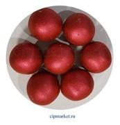Посыпка-драже сахарное BIAMIX шары Красные, 2 см. Вес: 30 гр, Греция