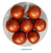 Посыпка-драже сахарное BIAMIX шары Бронзовые, 2 см. Вес: 30 гр, Греция