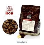 Шоколад IRCA Темный 57% какао, Италия, фасовка. Вес: 100 гр