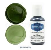 Краситель гелевый AmeriColor, цвет: AVOCADO, 21 гр