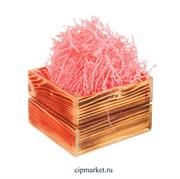 Бумажный наполнитель Розовый. Вес: 50 гр.