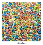 Посыпка Монпарель сахарная разноцветная. Вес: 50 гр.