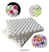 Маты для сушки цветов, набор из 2-х штук. Размер: 36*24*3.8 см