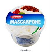Сыр Маскарпоне Santabene сливочный мягкий 80%. Россия. Вес: 500 гр