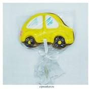 Пряник медовый Топпер Машинка. Цвет микс. Размер: 8 см. Вес: 80 гр