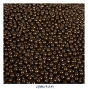 Драже зерновое в шоколадной глазури Тёмное. Вес: 50 гр.