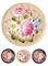 Съедобная картинка Цветы № 01320, лист А4. Вафельная/сахарная картинка. - фото 5050