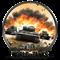 Съедобная картинка World of Tanks № 01278, лист А4. Вафельная/сахарная картинка. - фото 5070