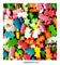 Посыпка Звезда падающая Микс №1 разноцветная ФСД. Вес: 50 гр. - фото 7320